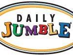 Daily Jumble Anagram Solutions October 23 2017