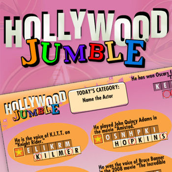 Hollywood Jumble November 18 2017 Answers