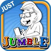 Just Jumble Answers and Solutions